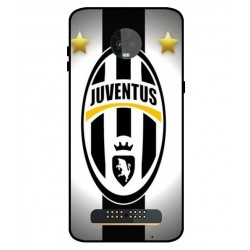Durable Juventus Cover For Motorola Moto Z3 Play