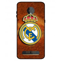 Durable Real Madrid Cover For Motorola Moto Z3 Play