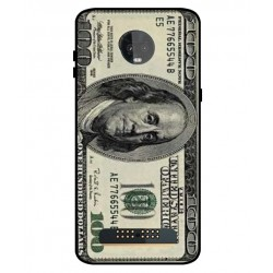 Durable 100 Dollar Note Cover For Motorola Moto Z3 Play