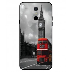 Durable London Cover For LG Q7