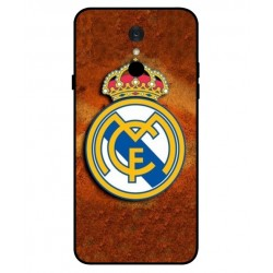 Durable Real Madrid Cover For LG Q7