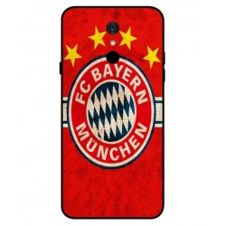 Durable Bayern De Munich Cover For LG Q7