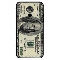Durable 100 Dollar Note Cover For LG Q7