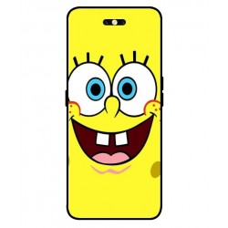 Durable SpongeBob Cover For Oppo Find X