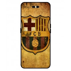 Durable FC Barcelona Cover For Oppo Find X