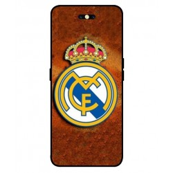 Durable Real Madrid Cover For Oppo Find X