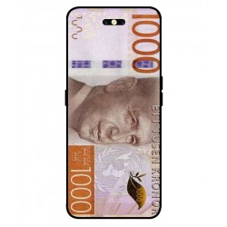 Durable 1000Kr Sweden Note Cover For Oppo Find X