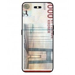 1000 Danish Kroner Note Cover For Oppo Find X