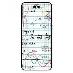 Durable Mathematics Cover For Oppo Find X