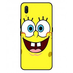 Durable SpongeBob Cover For Vivo NEX S