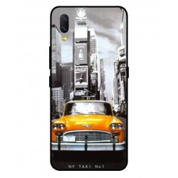 Durable New York Cover For Vivo NEX S