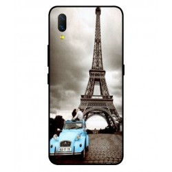 Durable Paris Eiffel Tower Cover For Vivo NEX S