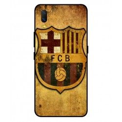 Durable FC Barcelona Cover For Vivo NEX S