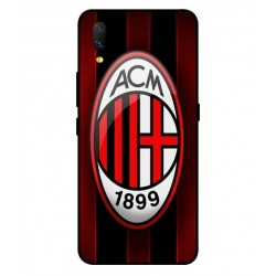 Durable AC Milan Cover For Vivo NEX S