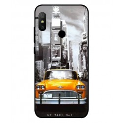 Durable New York Cover For Xiaomi Mi A2 Lite
