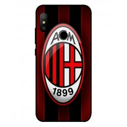 Durable AC Milan Cover For Xiaomi Mi A2 Lite