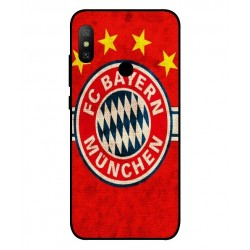 Durable Bayern De Munich Cover For Xiaomi Mi A2 Lite