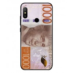 Durable 1000Kr Sweden Note Cover For Xiaomi Mi A2 Lite