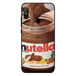 Durable Nutella Cover For Xiaomi Mi A2 Lite