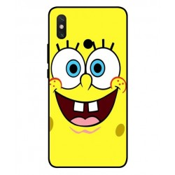 Durable SpongeBob Cover For Xiaomi Mi Max 3