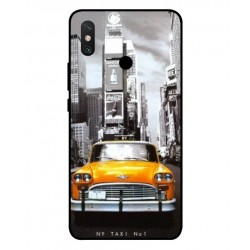 Durable New York Cover For Xiaomi Mi Max 3