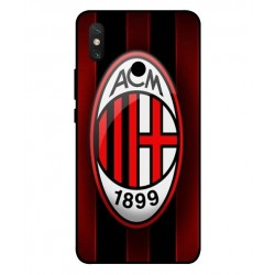 Durable AC Milan Cover For Xiaomi Mi Max 3