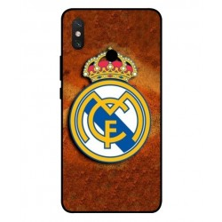 Durable Real Madrid Cover For Xiaomi Mi Max 3