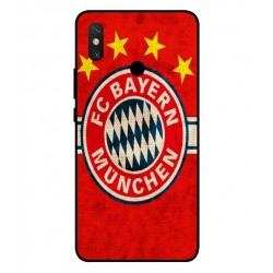 Durable Bayern De Munich Cover For Xiaomi Mi Max 3