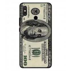 Durable 100 Dollar Note Cover For Xiaomi Mi Max 3