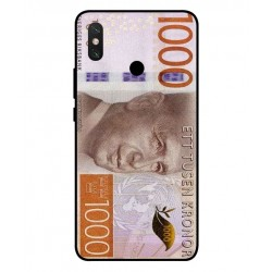 Durable 1000Kr Sweden Note Cover For Xiaomi Mi Max 3