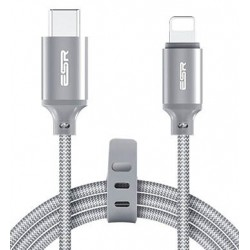 USB Type C To Lightning Cable For iPhone XS Max