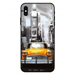 Durable New York Cover For iPhone XS
