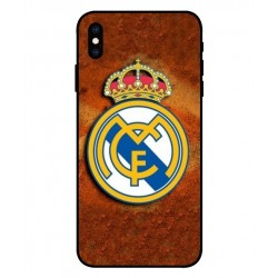 Durable Real Madrid Cover For iPhone XS