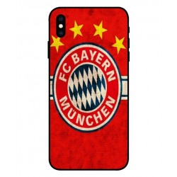 Durable Bayern De Munich Cover For iPhone XS