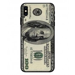 Durable 100 Dollar Note Cover For iPhone XS