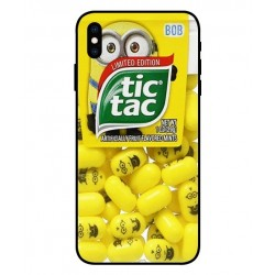 Durable TicTac Cover For iPhone XS