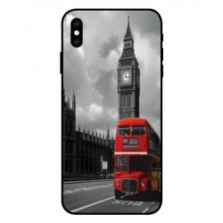 London Cover Til iPhone XS Max