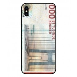 1000 Danish Kroner Note Cover For iPhone XS Max