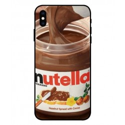 Nutella Deksel For iPhone XS Max