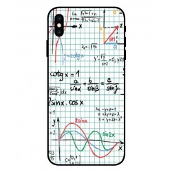 Matematikk Deksel For iPhone XS Max