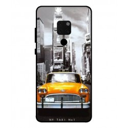 Durable New York Cover For Huawei Mate 20