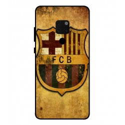 Durable FC Barcelona Cover For Huawei Mate 20