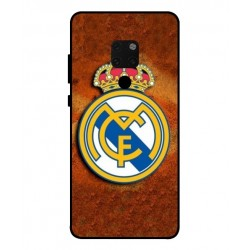 Durable Real Madrid Cover For Huawei Mate 20