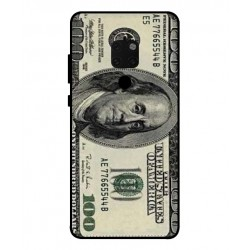 Durable 100 Dollar Note Cover For Huawei Mate 20