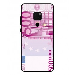 Durable 500 Euro Note Cover For Huawei Mate 20
