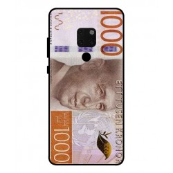 Durable 1000Kr Sweden Note Cover For Huawei Mate 20