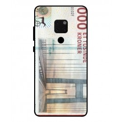 1000 Danish Kroner Note Cover For Huawei Mate 20