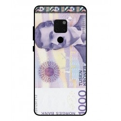 1000 Norwegian Kroner Note Cover For Huawei Mate 20