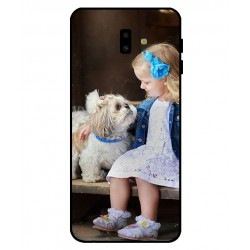 Customized Cover For Samsung Galaxy J6 Plus