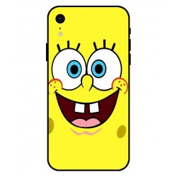 Durable SpongeBob Cover For iPhone XR